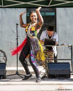 Aafrika tantsu kursus - traditsioonilistest modernsete tantsudeni erinevatest Aafrika regioonidest