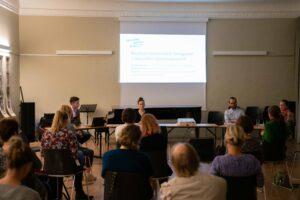 Uus loengusari keskkonnateadlikkuse tõstmiseks Tallinna Rahvaülikoolis