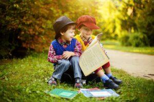 Laps lugema rõõmu ja mänguga. E-kursus Tallinna Rahvaülikoolis